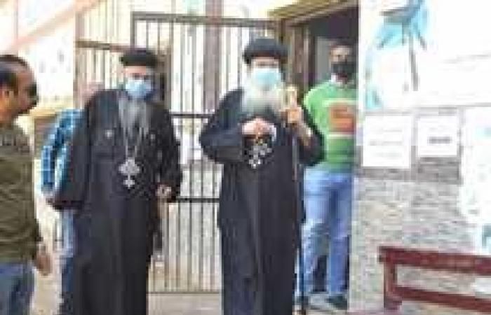 المصري اليوم - اخبار مصر- محافظ الغربية يتفقد 13 مقرًا باللجان الانتخابية في طنطا (صور) موجز نيوز