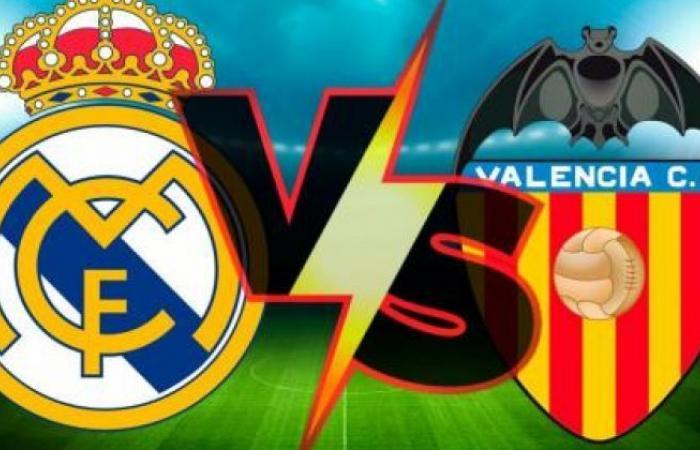 الوفد رياضة - بث مباشر | مشاهدة مباراة ريال مدريد وفالنسيا اليوم في الدوري الإسباني موجز نيوز