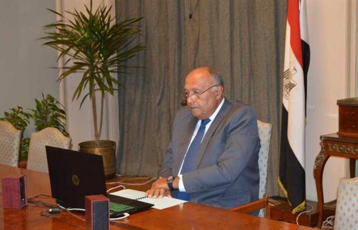 المصري اليوم - اخبار مصر- سامح شكري: نتطلع للعمل مع إدارة الرئيس بايدن موجز نيوز