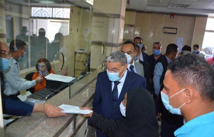 #المصري اليوم -#حوادث - بيطري المنيا يُحرر 36 مخالفة ويضبط 401 كيلو لحوم غير صالحة موجز نيوز