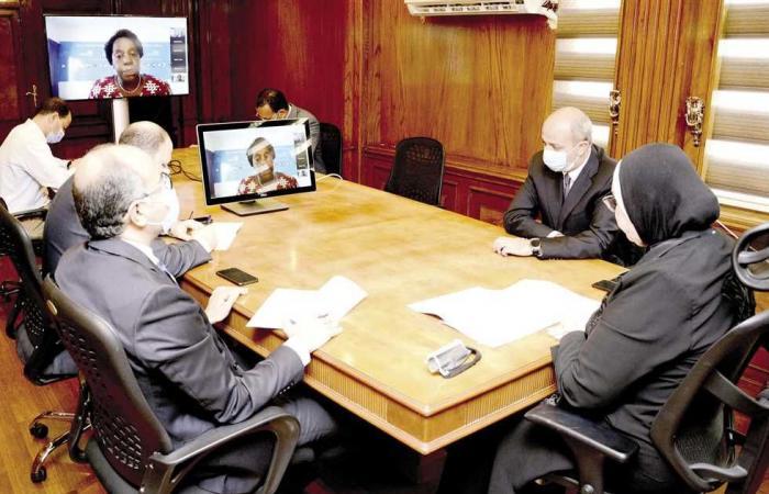#المصري اليوم - مال - وزيرة الصناعة: 3.9 مليار دولار حجم التبادل التجاري بين مصر ودول الكوميسا 2019 موجز نيوز