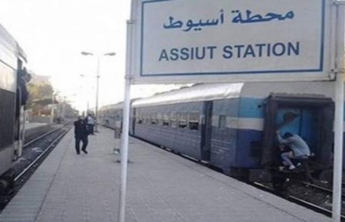 الوفد -الحوادث - مصرع طالبة سقطت أسفل قطار بمحطة أسيوط موجز نيوز