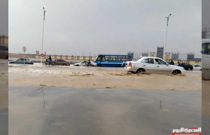 #المصري اليوم -#حوادث - نصائح المرور لـ«القيادة الآمنة» في الشبورة والأمطار:«احذر السرعة» موجز نيوز