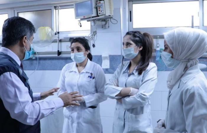 #المصري اليوم -#اخبار العالم - «الناس يموتون بسبب نقص الأدوية».. المدير الإقليمي لمنظمة الصحة العالمية يزور سوريا موجز نيوز
