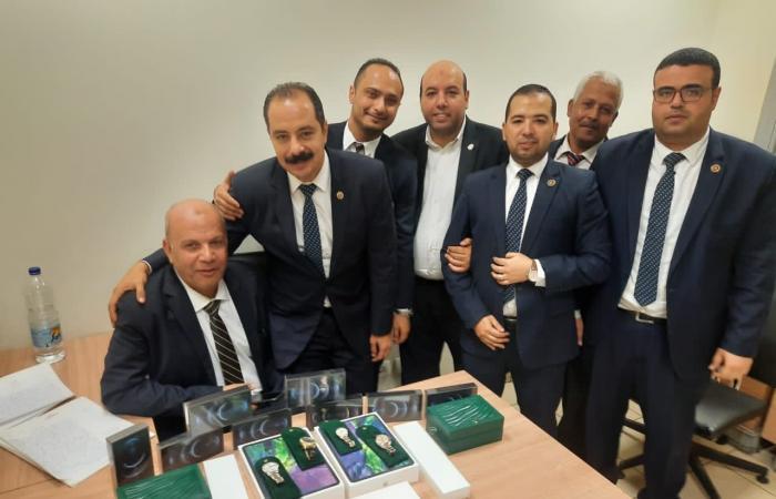 #اليوم السابع - #حوادث - جمارك مطار القاهرة تحبط محاولة تهريب عدد من الساعات والهواتف المحمولة