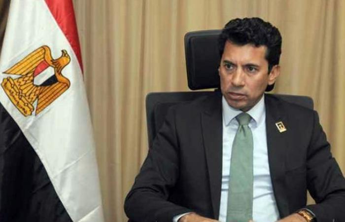 الوفد رياضة - وزير الرياضة : نلتزم بالقانون تجاه نادي الزمالك موجز نيوز