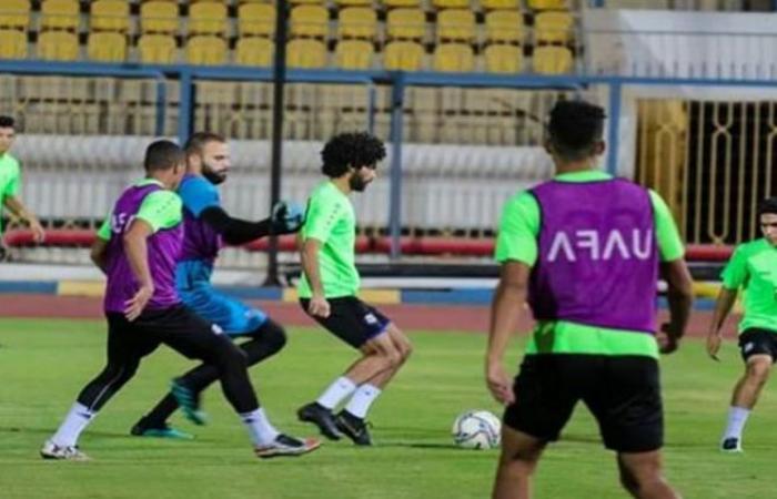 الوفد رياضة - مران الإسماعيلي.. تدريبات بدنية مكثفة تحت إشراف مخطط الأحمال موجز نيوز
