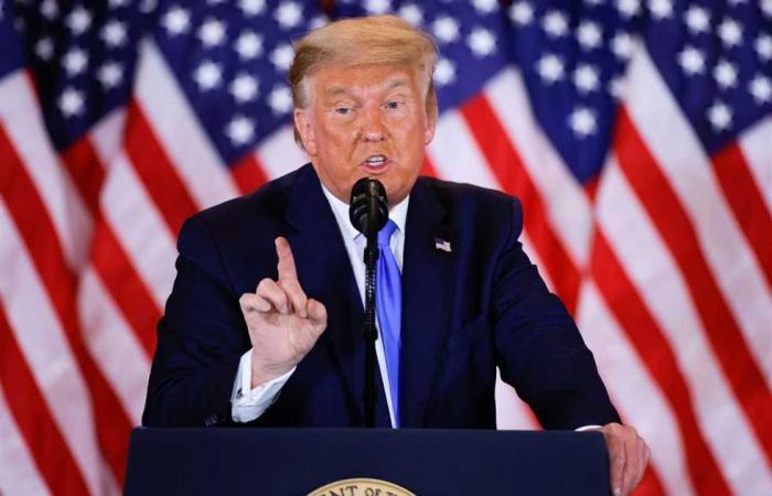 #المصري اليوم -#اخبار العالم - دونالد ترامب يخبر أحد مستشاريه نيته الترشح للرئاسة الأمريكية 2024 موجز نيوز