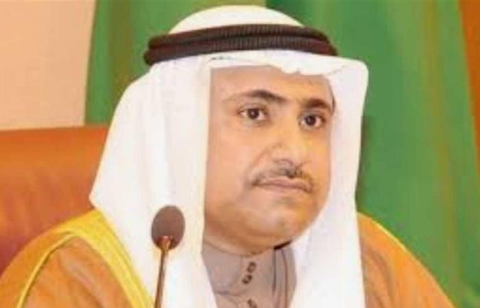 #المصري اليوم -#اخبار العالم - رئيس البرلمان العربي يعزي قيادة وشعب البحرين في وفاة آل خليفة موجز نيوز