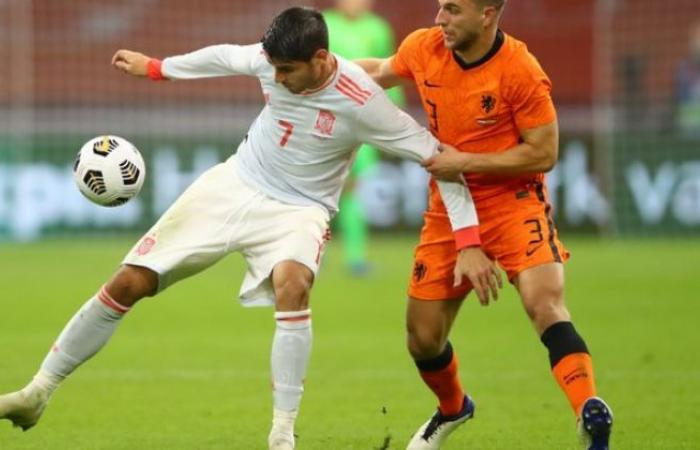 الوفد رياضة - هولندا تتعادل مع إسبانيا ودياً موجز نيوز