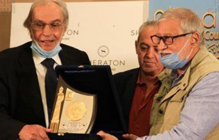 #اليوم السابع - #فن - مهرجان الأسكندرية وغرفة صناعة السينما يكرمان محسن أحمد