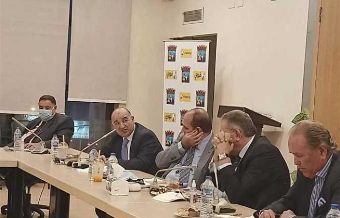 #المصري اليوم - مال - هاني توفيق: مليار عاطل على مستوى العالم نتيجة كورونا موجز نيوز