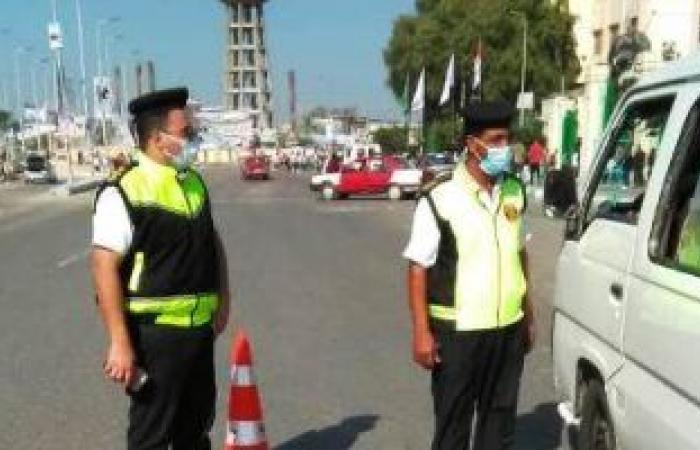 """#اليوم السابع - #حوادث - """"أمن أسوان """" يرصد 359 مخالفة مرورية متنوعة فى حملة موسعة"""