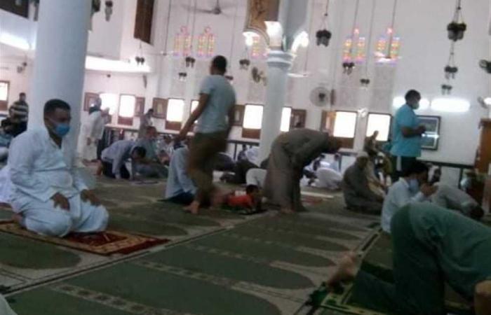المصري اليوم - اخبار مصر- أدب الحوار في الإسلام.. خطبة الجمعة بـ6 أكتوبر موجز نيوز