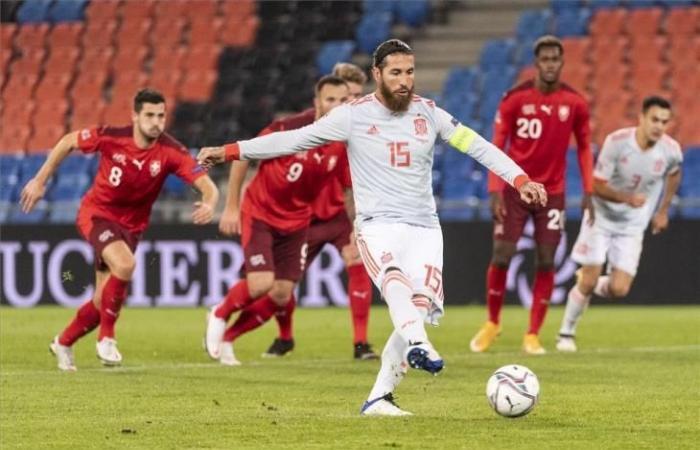 رياضة عالمية السبت راموس يصبح أكثر اللاعبين الأوروبيين مشاركة في المباريات الدولية