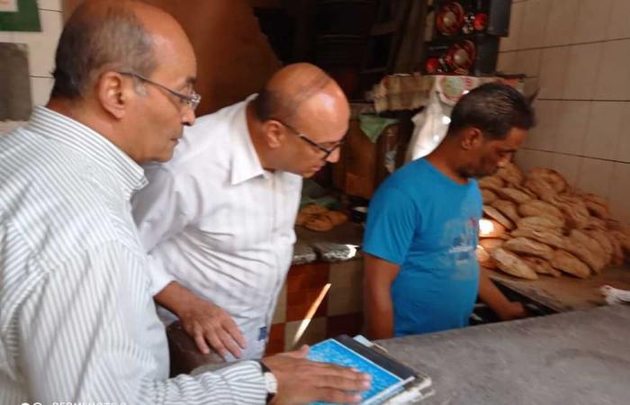 #المصري اليوم -#حوادث - «تموين الإسكندرية» تفاجئ مخابز ومحال تجارية بـ7 إدارات وتحرر 236 محضرا بمخالفات موجز نيوز
