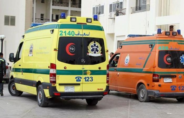 الوفد -الحوادث - إصابة شخص في حادث مروري بطريق الفيوم الصحراوى موجز نيوز