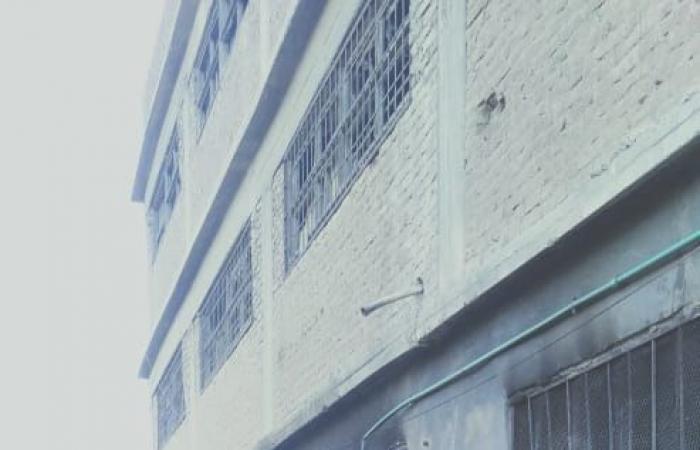 #اليوم السابع - #حوادث - الحماية المدنية بالقليوبية تسيطر على حريق بمخزن مصنع كرتون بقليوب.. صور