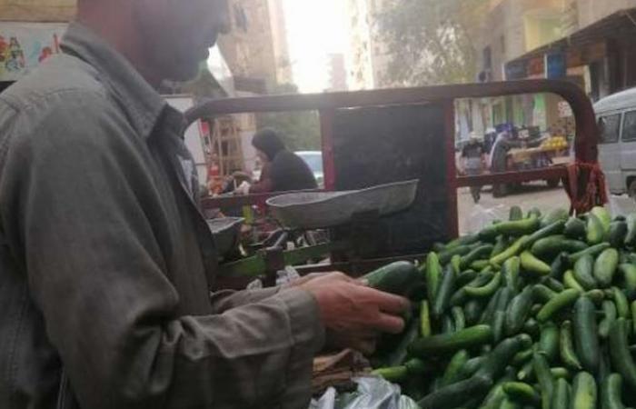 الوفد -الحوادث - أمن الجيزة يكشف تفاصيل فيديو التعدي على بائع خضراوات موجز نيوز