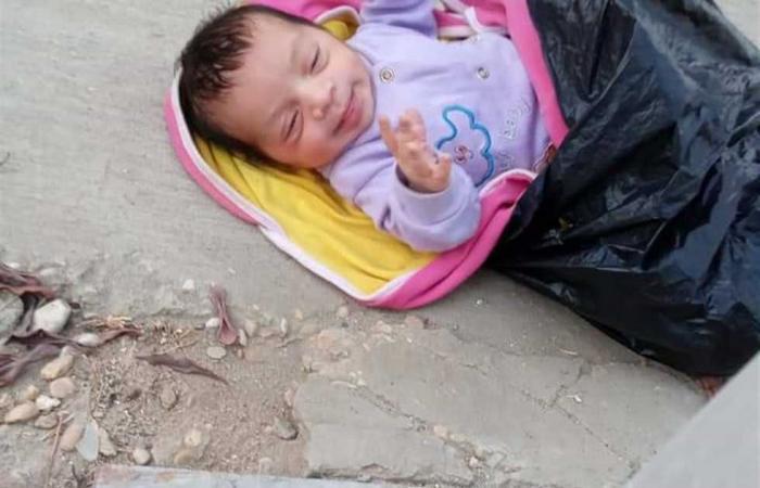 #المصري اليوم -#حوادث - «أمن الجيزة» يبحث عن سيدة وضعت «رضيع» امام مستشفي بولاق الدكرور موجز نيوز