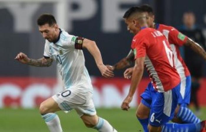 الوفد رياضة - بث مباشر   مشاهدة مباراة الأرجنتين وبيرو اليوم في تصفيات كأس العالم موجز نيوز