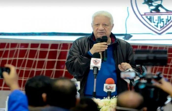 الوفد رياضة - مرتضى منصور : تعرضت للهجوم عندما رفضت تأجيل مباراة الرجاء وكذلك عندما وافقت! موجز نيوز