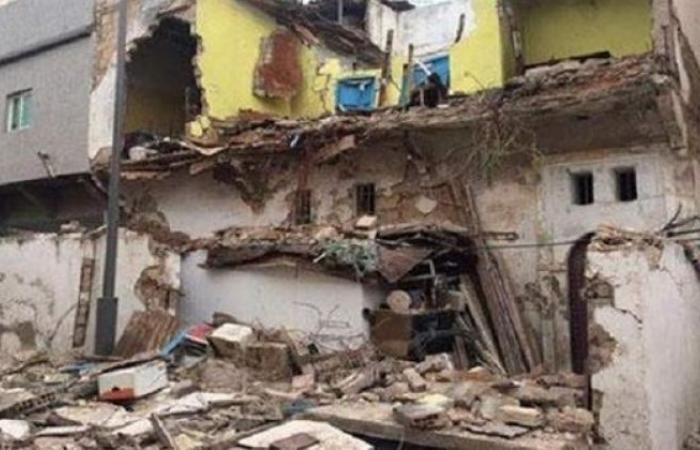 الوفد -الحوادث - مصرع شقيقتين في انهيار منزل ببني سويف موجز نيوز