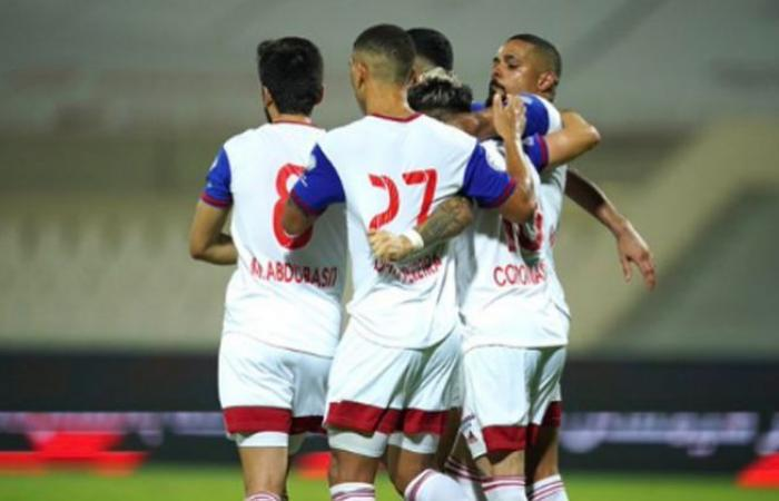 الوفد رياضة - الشارقة يهزم النصر ويتربع علي قمة الدوري الإماراتي موجز نيوز