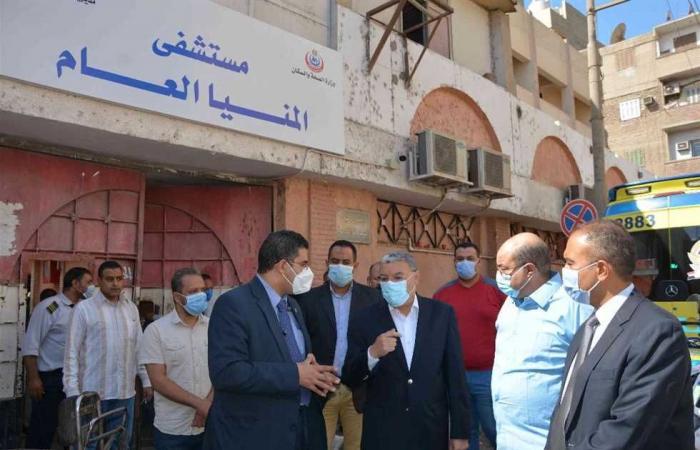 #المصري اليوم -#حوادث - وكيل «صحة المنيا»: حالة مصابي حادث تصادم طريق الصعيد الشرقي مستقرة موجز نيوز