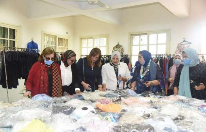 اخبار السياسه روتاري يعقد أكبر معرض خيري لطلبة جامعة القاهرة