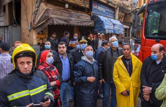 #المصري اليوم -#حوادث - ارتفاع ضحايا عقار الجمرك المنهار بالإسكندرية إلى ٣ متوفين موجز نيوز