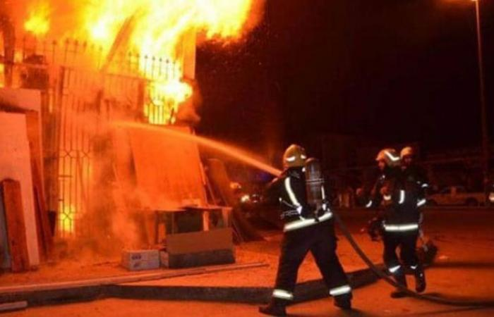 الوفد -الحوادث - السيطرة على حريق سيارة بفارسكور دون وقوع إصابات موجز نيوز