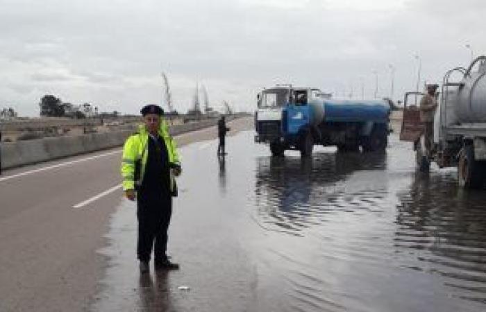 """#اليوم السابع - #حوادث - تعرف على خطة """"مرور القاهرة """" لمواجهة الأمطار المحتملة على الطرق السريعة"""