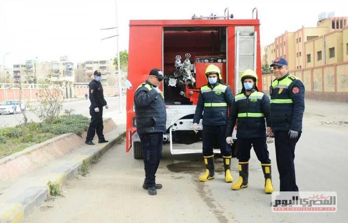 #المصري اليوم -#حوادث - السيطرة على حريق في منزل بالصف دون خسائر في الأرواح موجز نيوز