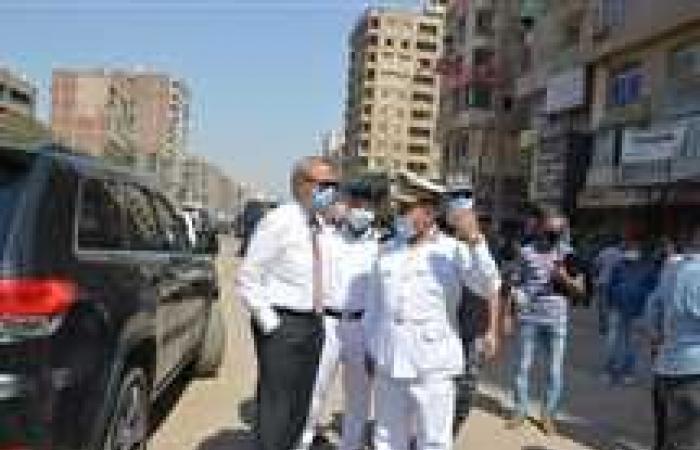 المصري اليوم - اخبار مصر- مياه القليوبية: رفع الطوارئ استعداداً لموسم الأمطار (صور) موجز نيوز