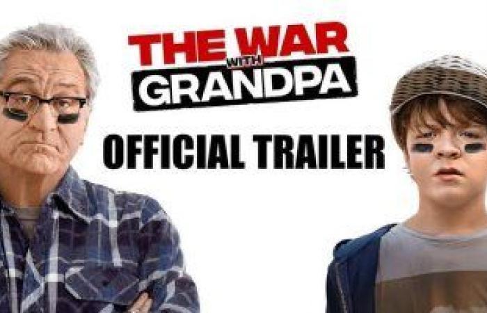 #اليوم السابع - #فن - إيرادات الفيلم الكوميدى The War With Grandpa تتخطى الـ 24 مليون دولار