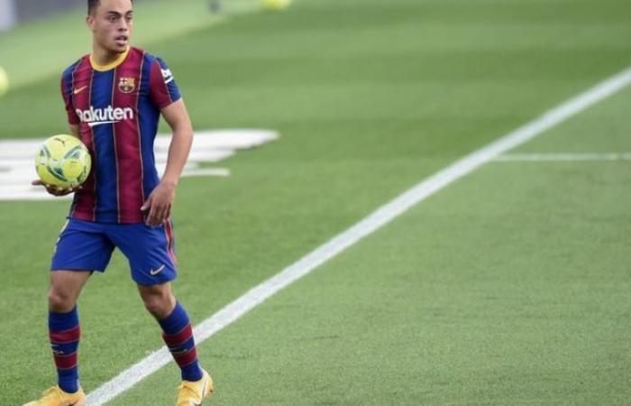 الوفد رياضة - برشلونة يسجل هدفين متتاليين أمام دينامو كييف موجز نيوز