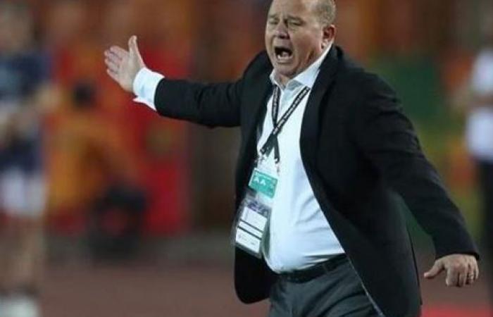 الوفد رياضة - شوقي غريب: المكسب من مباراة الأهلي والزمالك سيكون لصالح مصر موجز نيوز