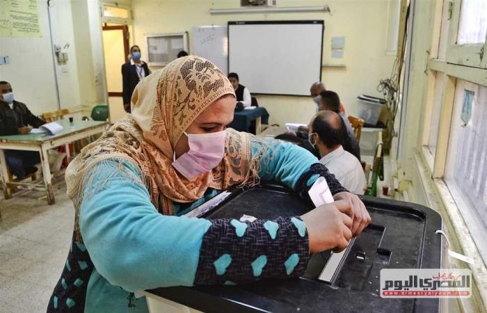 المصري اليوم - اخبار مصر- انتهاء التصويت باليوم الأول من جولة إعادة انتخابات مجلس النواب بمرحلتها الأولى موجز نيوز