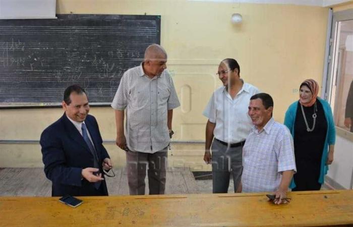 المصري اليوم - اخبار مصر- انطلاق امتحانات «الميدتيرم» بكلية التربية النوعية ببورسعيد السبت المقبل موجز نيوز