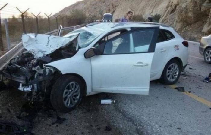 الوفد -الحوادث - مصرع ربة منزل إثر حادث تصادم بالعاشر من رمضان موجز نيوز