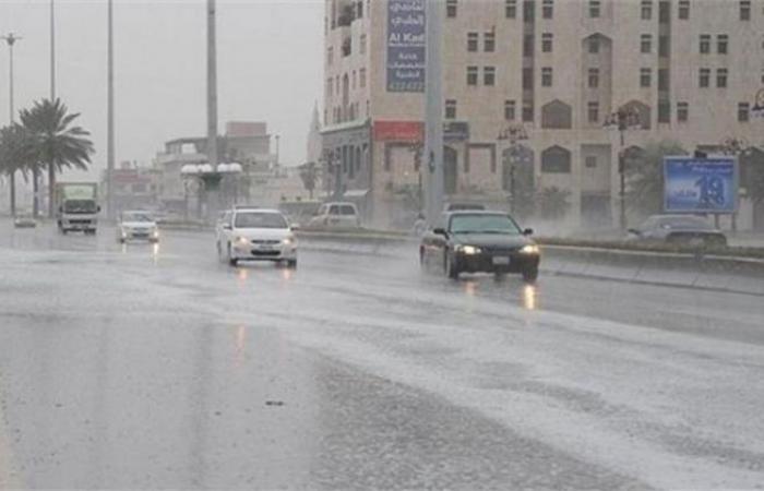 الوفد -الحوادث - المرور يقدم نصائح للسائقين تزامنا مع سقوط الأمطار موجز نيوز