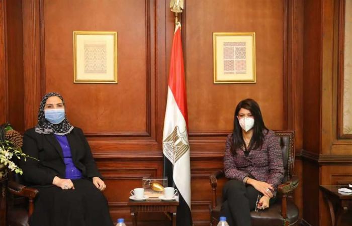 #المصري اليوم - مال - وزيرتا التعاون الدولي والتضامن الاجتماعي تبحثان دعمبرامج الحماية الاجتماعية موجز نيوز