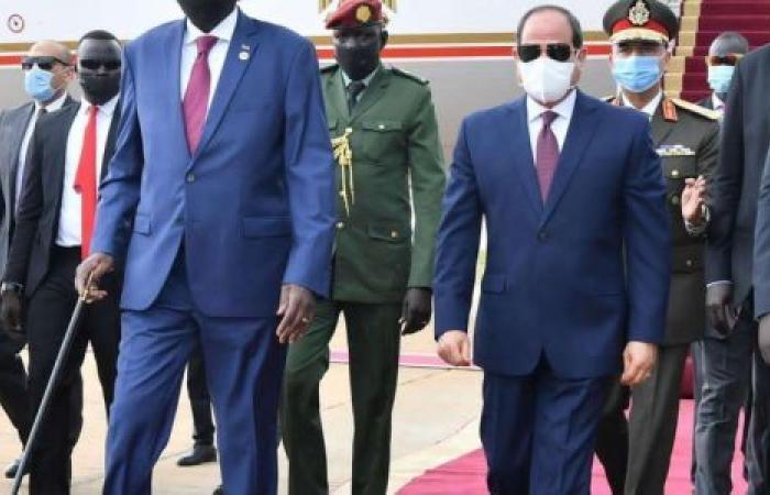 السيسي في جوبا.. قناة جونقلي وسد النهضة ومنافع أخرى