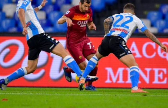 الوفد رياضة - نابولي يكتسح روما برباعية في مواجهة مثيرة في الدوري الايطالي موجز نيوز