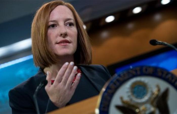 «جين ساكي».. متحدثة للبيت الأبيض بإدارة بايدن