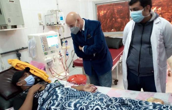 المصري اليوم - اخبار مصر- وكيل «صحة الشرقية» يفاجئ مستشفى القرين المركزي موجز نيوز
