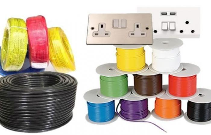 الوفد -الحوادث - ضبط 71 ألف قطعة أدوات كهربائية في حملة تموينية موجز نيوز