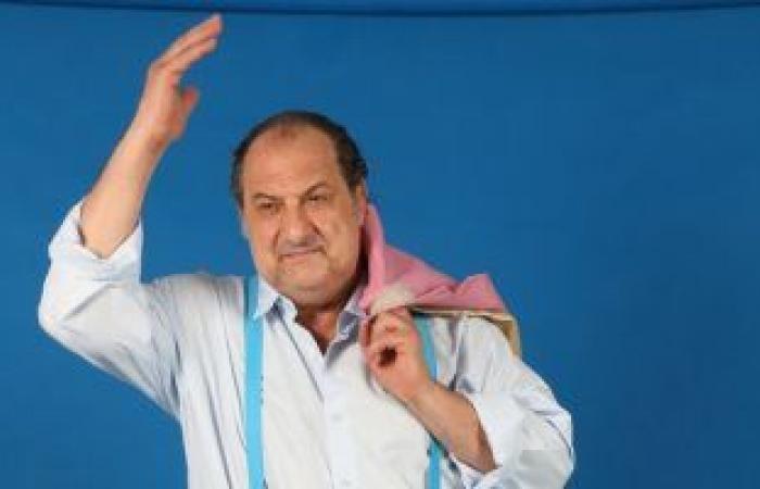 """#اليوم السابع - #فن - خالد الصاوى يشارك فى بطولة """"اللى ملوش كبير"""" مع ياسمين عبدالعزيز والعوضى"""