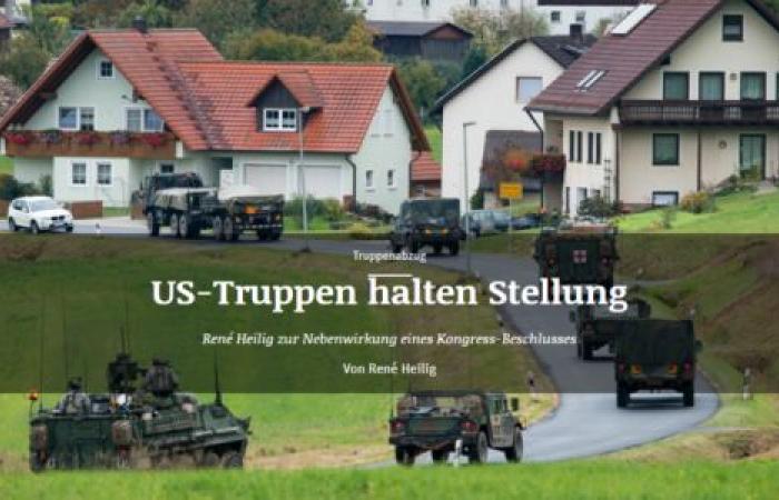 الكونجرس يفرمل قرار ترامب بسحب الجنود الأمريكان من ألمانيا